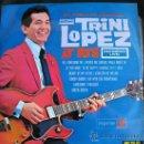 Discos de vinilo: LP - TRINI LOPEZ - RECORDED LIVE AT PJ'S - ORIGINAL ESPAÑOL, REPRISE RECORDS 1954. Lote 100747667