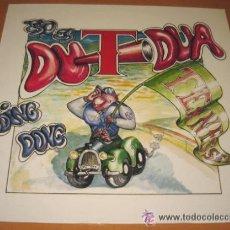 Discos de vinilo: TENNESSEE - ESTO ES DU-DUA - 1987 - DIAL DISCOS - PRACTICAMENTE NUEVO - DOO WOP. Lote 29166187
