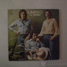 Discos de vinilo: LAREDO.- EL FARERO.- SINGLE CBS 1976. EXCELENTE ESTADO EN LIQUIDACION VER MAS INFORMACION. Lote 29178729