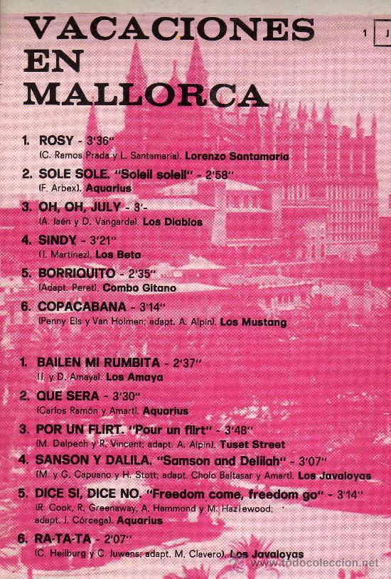 Discos de vinilo: TÍTULOS Y ARTISTAS - Foto 3 - 29039843