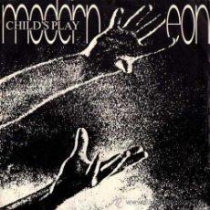 Discos de vinilo: MODERN EON - CHILD'S PLAY / VISIONARY (SG 7'). Lote 29182893