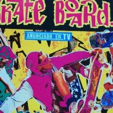 Discos de vinilo: SKATE BOARD(SKATEBOARD) 4,VARIOS DEL 92 2 LP. Lote 191036525