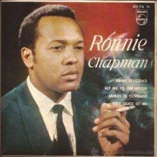 Discos de vinilo: EP-RONNIE CHAPMAN-PHILIPS 430936-1963. Lote 29196739