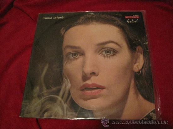 LP-MARIE LAFORET-VERGARA 7024-EDIC.ESPAÑOLA-1969 (Música - Discos - LP Vinilo - Canción Francesa e Italiana)