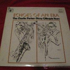 Discos de vinilo: LP-CHARLIE PARKER-DIZZY GILLESPIE-MARFER 2S-DOBLE LP-JAZZ. Lote 29209372