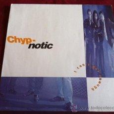 Discos de vinilo: CHYP-NOTIC . I CAN'T GET ENOUGH. MAXI SINGLE. COCONUT GERMANY 1991. Lote 29212163