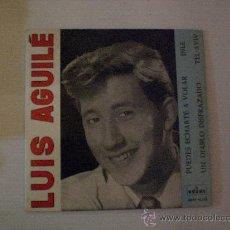 Discos de vinilo: LUIS AGUILE. DILE. EP EMIODEON 1963. MUY BIEN. Lote 29214588