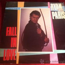 Discos de vinilo: RYAN PARIS - FALL IN LOVE . MAXI SINGLE. CARRERE FRANCE 1983. Lote 29219703