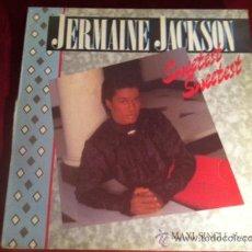 Discos de vinilo: JERMAINE JACKSON - SWEETEST SWEETEST. MAXISINGLE. ARISTA ESPAÑA 1984. Lote 29220344