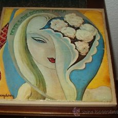 Discos de vinilo: DEREK AND THE DOMINOS DOBLE LP LAYLA AND OTHER ASSORTED LOVE SONG RARO. Lote 29222452