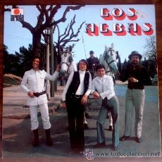 Discos de vinilo: LOS ALBAS (ARIOLA-1971) LP. Lote 29223302