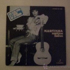 Discos de vinilo: MARTINHA. AMIGOS. FESTIVAL BENIDORM. SINGLE PROMOCIONAL COLUMBIA 1976. EXCELENTE ESTADO OFERTA. Lote 29223614