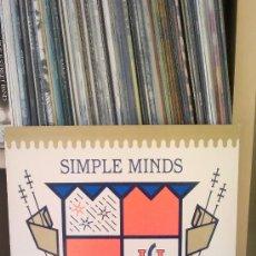 Discos de vinilo: SIMPLE MINDS. SPARKLE IN THE RAIN. Lote 29224230
