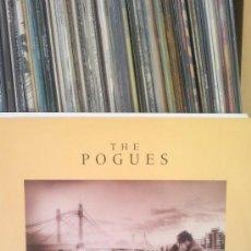Discos de vinilo: THE POGUES - MISTY MORNING. Lote 29224473