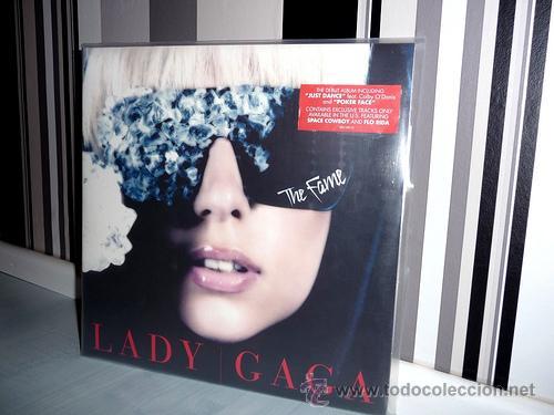 LADY GAGA THE FAME LP VINILO (USA, 2008) (Música - Discos - LP Vinilo - Pop - Rock Extranjero de los 90 a la actualidad)