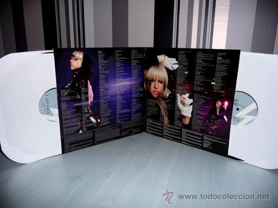 Discos de vinilo: LADY GAGA The Fame LP VINILO (USA, 2008) - Foto 3 - 29227379