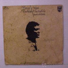 Discos de vinilo: PATXI ANDION. AQUI. SINGLE PHILIPS 1972 EXCELENTE. Lote 29228953