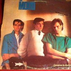 Discos de vinilo: THE MOOD - PASSION IN DARK ROOMS . MAXI SINGLE . RCA ESPAÑA 1982. Lote 29232198