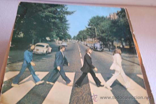 BEATLES - ABBEY ROAD 1970 (Música - Discos - LP Vinilo - Pop - Rock Extranjero de los 50 y 60)