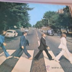 Discos de vinilo: BEATLES - ABBEY ROAD 1970. Lote 29241622