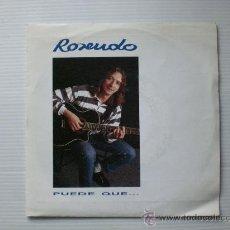 Discos de vinilo: ROSENDO, PUEDE QUE...SINGLE DRO 1991 NUEVO A ESTRENAR RR. Lote 29237017