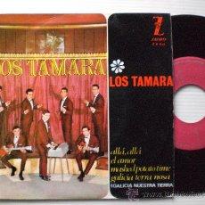 Discos de vinilo: LOS TAMARA ALLA ALLA+3 EP ZAFIRO 1964, EXCELENTE ESTADO EN LIQUIDACION VER MAS INFORMACION. Lote 29237628