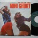 Discos de vinilo: TOMMY CLARK BAND, EL BAILE DEL MINI.SHORT, SINGLE COLUMBIA 1971, A ESTRENAR, OFERTA. Lote 169234254