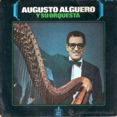 Discos de vinilo: AUGUSTO ALGUERO - CABRIOLA + 12 (MEDLEY EP) HISPAVOX 1966 - VG++/VG++. Lote 29264702