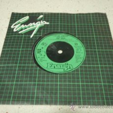 Discos de vinilo: EDDY GRANT ( LIVING ON THE FRONTLINE - FRONTLINE SYMPHONY ) 1979-ENGLAND SINGLE45 ICE RECORDS. Lote 29267499