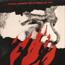 Discos de vinilo: LP LA FORJA DE UN REBELDE - BANDA SONORA DE LLUIS LLACH . Lote 29270054