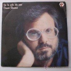 Discos de vinilo: DARIO FARINA, SEI LA SOLA CHE AMO. SINGLE BABY 1082, NUEVO EN LIQUIDACION VER MAS INFORMACION. Lote 29270326
