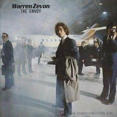 Discos de vinilo: WARREN ZEVON - THE ENVOY - 1982 WEA RECORDS - DON HENLEY & JEFF PORCARO - NUEVO LIQUIDACIÓN TIENDA . Lote 29322065