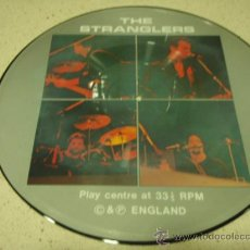 Discos de vinilo: THE STRANGLERS ' AN INTERVIEW WITH JJ. BURNELL A LIMITED EDITION PICTURE DISC. ' ENGLAND. Lote 29337512
