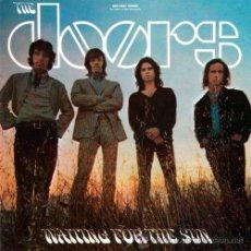 Discos de vinilo: LP THE DOORS WAITING FOR THE SUN 180G VINILO. Lote 35789680