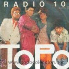 Discos de vinilo: TOPO RADIO 10`+CORRECAMINOS. Lote 29341500