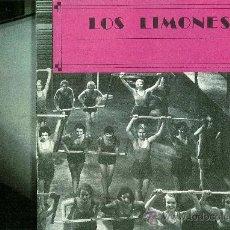 Discos de vinilo: LOS LIMONES. (VINILO MAXI-SINGLE 1989). Lote 29353160