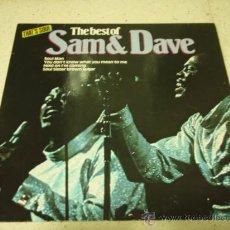 Discos de vinilo: SAM & DAVE ( THE BEST OF SAM & DAVE ) 'THAT'S SOUL' 1980- GERMANY LP33 ATLANTIC. Lote 29354739
