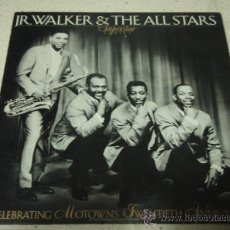 Discos de vinilo: JR. WALKER & THE ALLSTARS ' SUPERSTAR SERIES VOLUME 5 ' CALIFORNIA-USA 1972 LP33 MOTOWN. Lote 29355022
