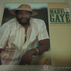Discos de vinilo: MARVIN GAYE - SANCTIFIED LADY 2 VERSIONES NUEVA CELANDA - 1985 MAXI45 CBS. Lote 29355219