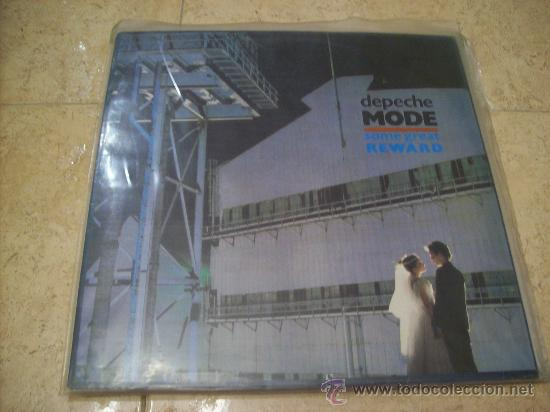 Discos de vinilo: LP DEPECHE MODE - SOME GREAT REWARD - EDICION ESPAÑOLA - MUTE - 1984 - Foto 1 - 29358736
