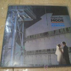 Discos de vinilo: LP DEPECHE MODE - SOME GREAT REWARD - EDICION ESPAÑOLA - MUTE - 1984. Lote 29358736