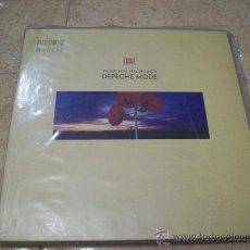 Discos de vinilo: LP DEPECHE MODE - MUSIC FOR THE MASSES - EDICION ESPAÑOLA - MUTE. Lote 29358747