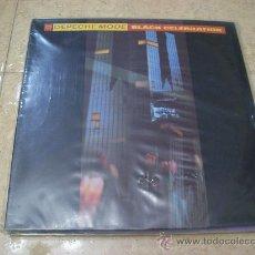 Discos de vinilo: LP DEPECHE MODE - BLACK CELEBRATION - MUTE - EDICION ESPAÑOLA . Lote 29358812