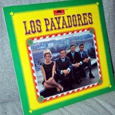 Discos de vinilo: LOS PAYADORES CON GIOVANNA - EDITADO EN ALEMANIA - LP ALBUM VINILO 12' - 12 TEMAS - AÑO 1969. Lote 29359184