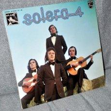 Discos de vinilo: SOLERA 4 - LP ALBUM VINILO 12'' - EDITADO EN ESPAÑA - 12 TEMAS - 1975.. Lote 29359247