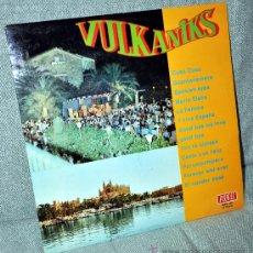 Discos de vinilo: LOS VULKANIKS - LP ALBUM - VINILO 12'' - 12 TEMAS - EDITADO EN ESPAÑA - FONAL 1974. Lote 29359289