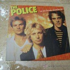 Discos de vinilo: EP THE POLICE - DE DO DO DO, DE DA DA DA + A SERMON - 1980. Lote 29363702