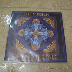 Discos de vinilo: EP THE MISSION - BEYOND THE PALE - GOTHIC ROCK. Lote 29364259
