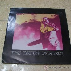 Discos de vinilo: EP THE SISTERS OF MERCY - WHEN YOU DON`T SEE ME - RIBBONS . Lote 29364553