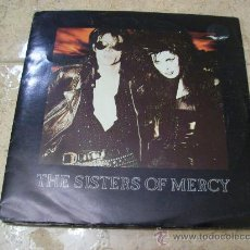 Discos de vinilo: EP THE SISTERS OF MERCY - THIS CORROSION - TORCH - 1987 - GOTHIC . Lote 29364609